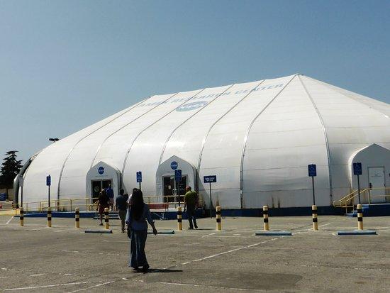NASA Ames Visitor Center
