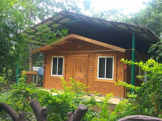 Sakrebailu Elephant Camp: Dormitory
