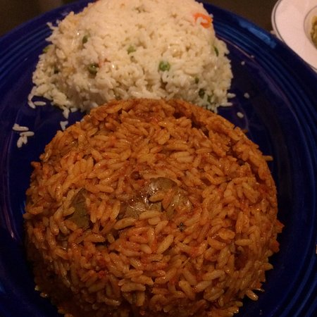 Very good Nigerian cuisine with excellent service!