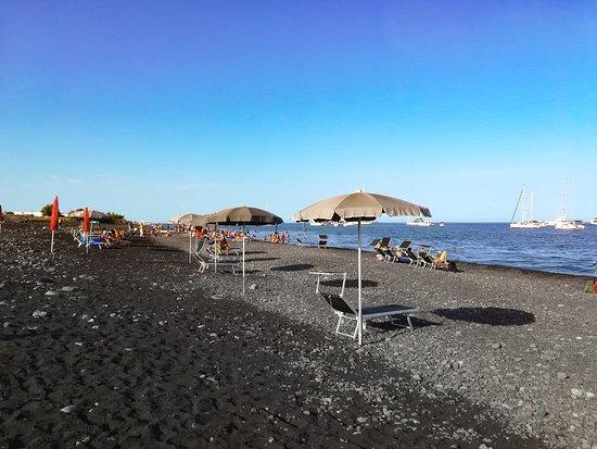 Stromboli Volcano Photo