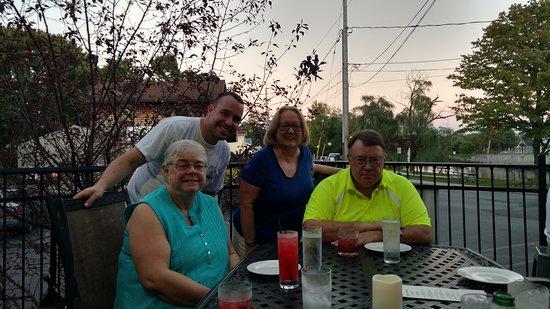 Baldwinsville, Estado de Nueva York: Celebrating Bill's birthday!