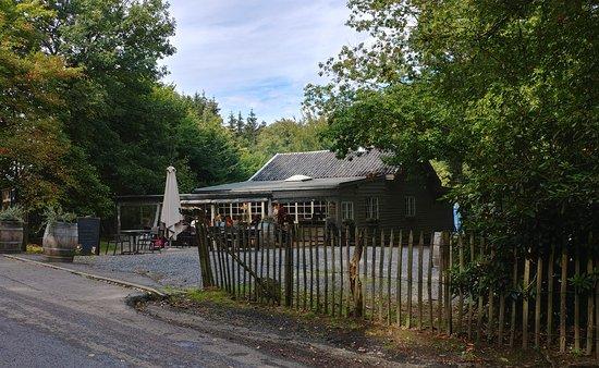 Sart-lez-Spa, Belgique : Le Chalet Du Pont De Belleheid