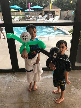 Trevose, PA: Pool fun