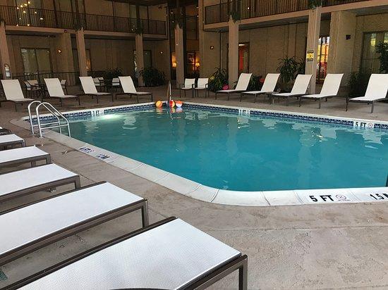 Trevose, PA: Indoor pool