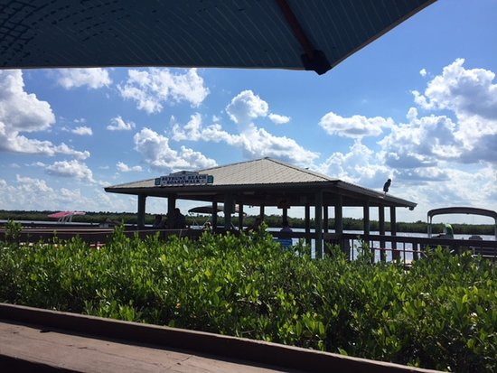 J.B.'s Fish Camp & Restaurant: JB's is right on the Intracoastal Waterway
