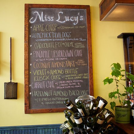 Miss Lucy S Kitchen Saugerties New York
