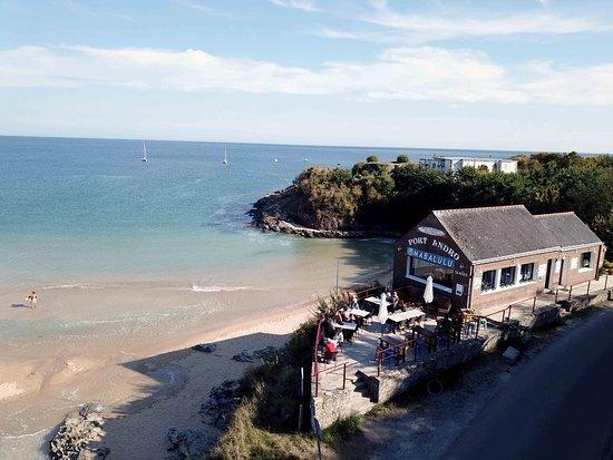 Locmaria, Prancis: vue exceptionnelle