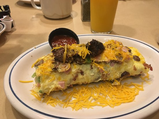 Merrifield, VA: Colorado omelette