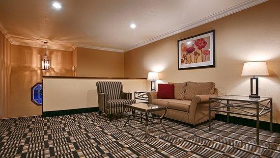 Tulare, Kalifornien: Second Floor Sitting Area