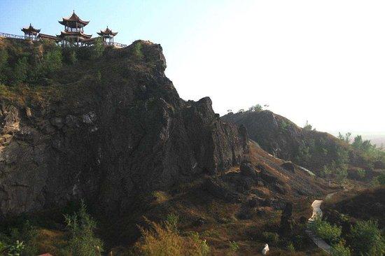Wudi County, Κίνα: 无棣县碣石山景区