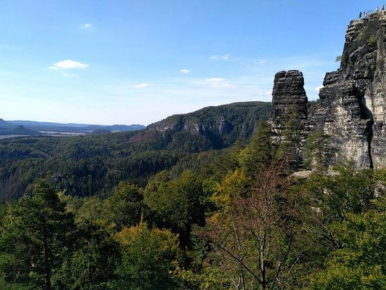 Bohemian Switzerland National Park Photo