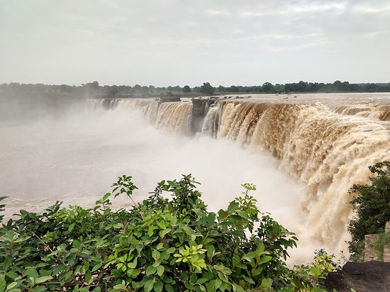 Chitrakot Waterfall