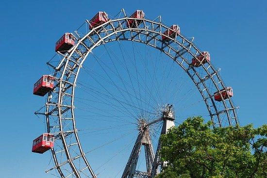 ウィーンのシェーンブルン動物園と大観覧車