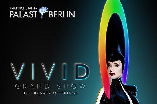 ベルリンのフリードリヒシュタット・パラスト・ショー