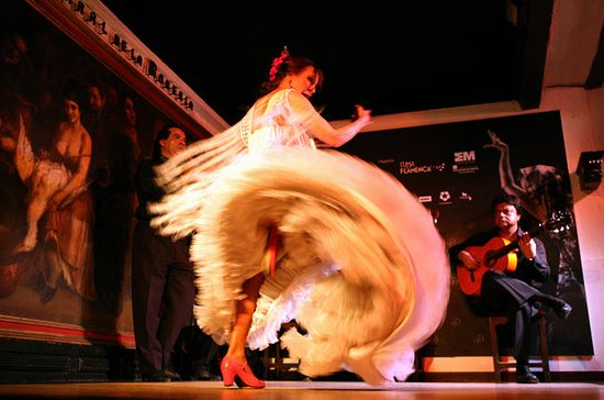 Spectacle de flamenco à Corral de la...