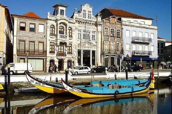Aveiro Half-Day Tour from Porto...