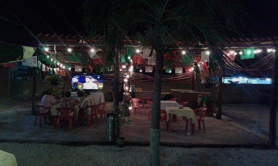 Escarcega, เม็กซิโก: RESTAURANTE comedor