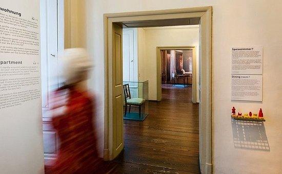 Eintrittskarte ins Mozarthaus Wien