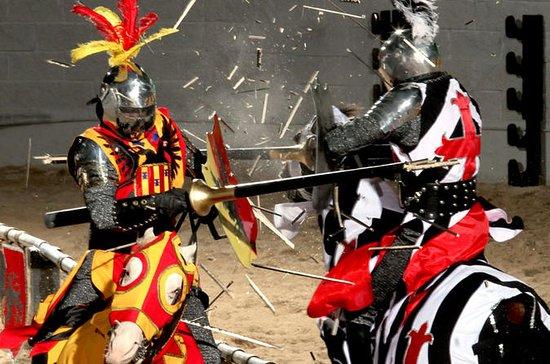 Jantar Medieval Times e Torneio em...