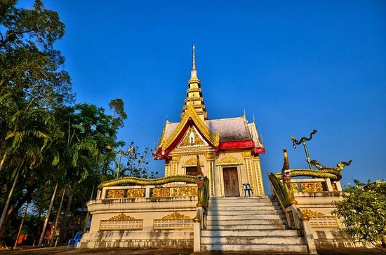 Day-Trip to Ancient Silk Road in Krabi...