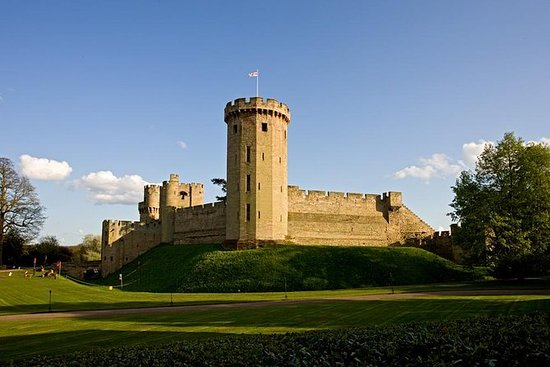 Warwick Castle: Admission and Cream...