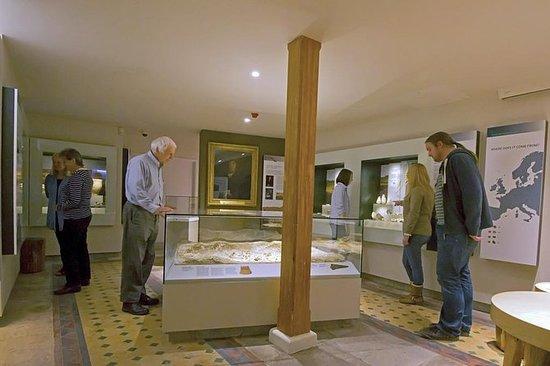 Entrée du musée du Wiltshire