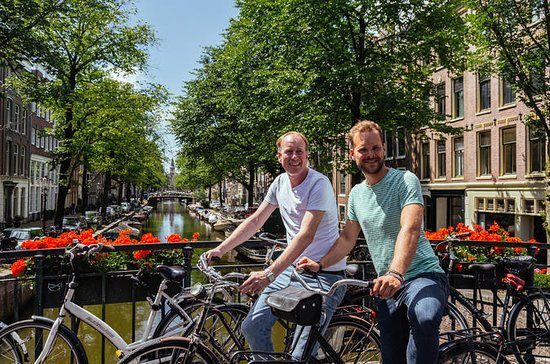 Amsterdam Private Bike Tour met een ...
