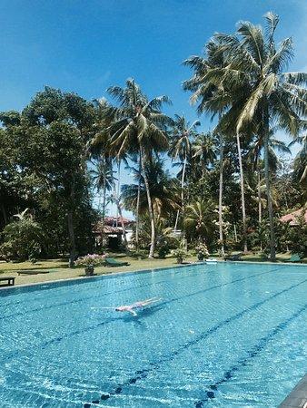 Talalla, Sri Lanka: How incredible is this pool!!