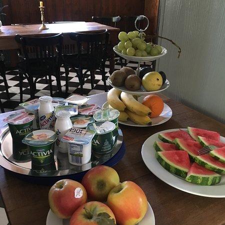 Appartement mit Frühstück