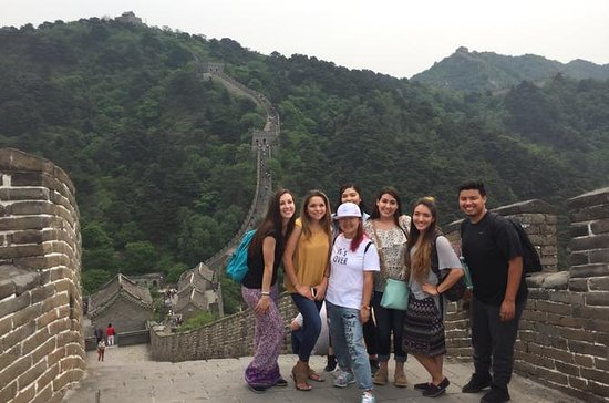Small Group Mutianyu Great Wall och ...