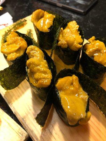 Sushi Ko: すしコ(寿司) ウニ