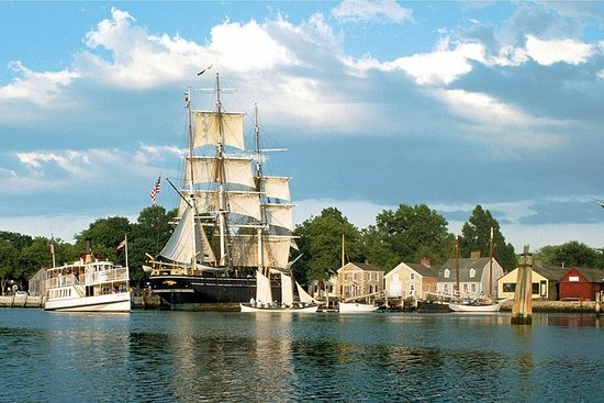 Admission to Mystic Seaport