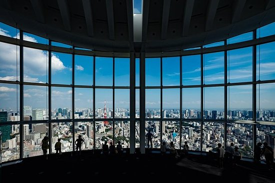 Roppongi Hills Observatory and Mori...