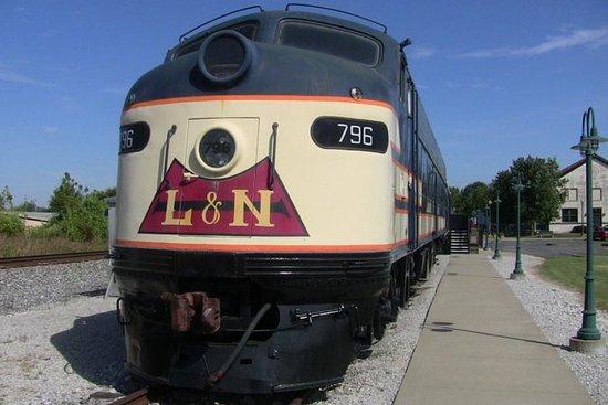 Ingresso storico al museo ferroviario