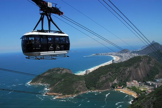 Skip the Line: Sugar Loaf Admission...
