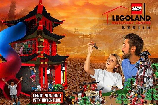 Ingresso para o LEGOLAND Discovery...