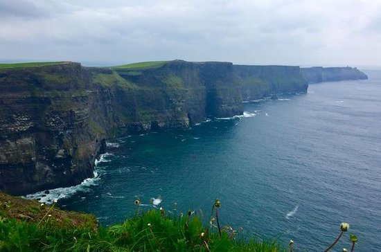 Cliffs of Moher and the Burren Day...