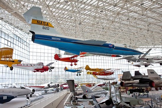 Adgang til Museum of Flight
