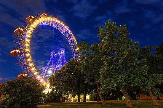 Eintrittskarte zum Wiener Riesenrad