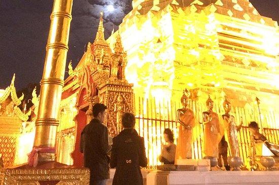 Doi Suthep Temple og Hmong (Khun...