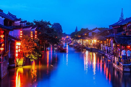 Xitang Water Village Sunset Tour with...