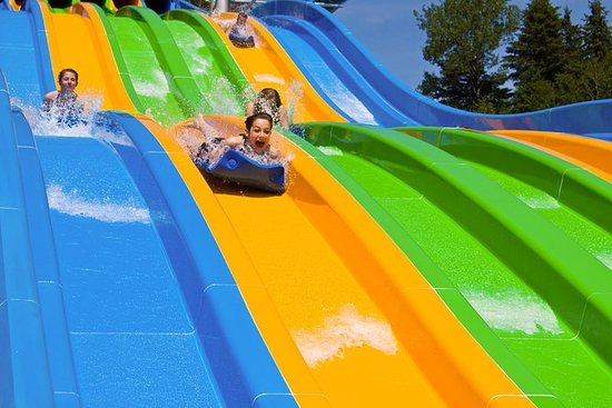 Valcartier Vacation Village Waterpark of Quebec