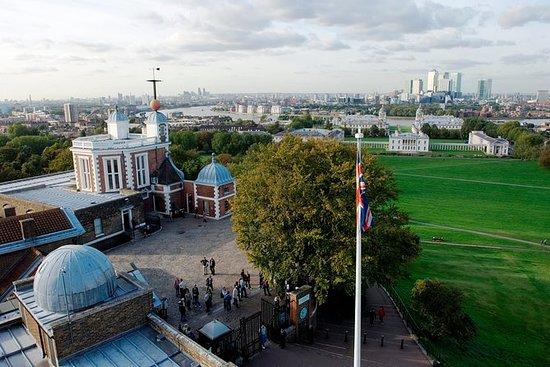 Biglietto di ingresso per l'Osservatorio Reale di Greenwich
