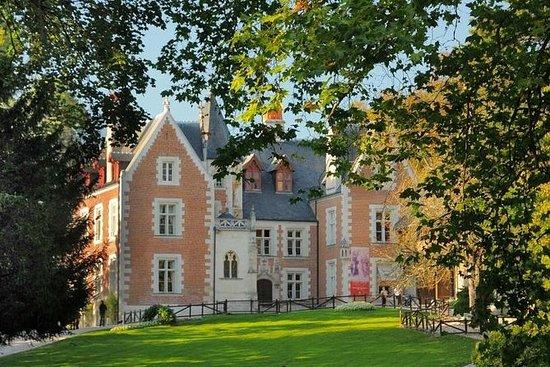 Entre billetter til Chateau du Clos...