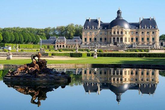Vaux-le-Vicomte Palace入場券