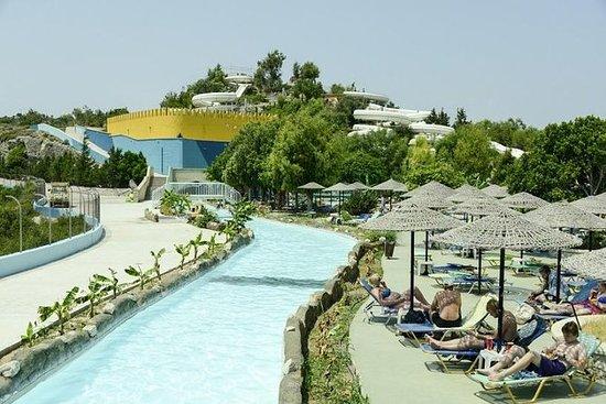 Rhodes Faliraki Water Park Admission...