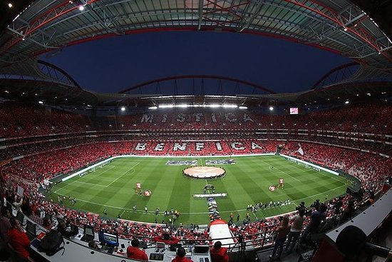 Benfica Stadium Tour and Museum...