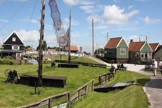 Entrada al Museo Zuiderzee Enkhuizen
