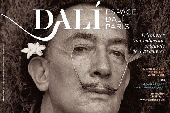 Espace Dalí-Eintrittskarte