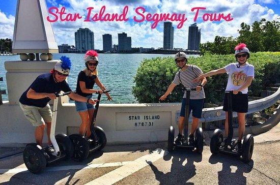 Excursão Segway Row em Miami...